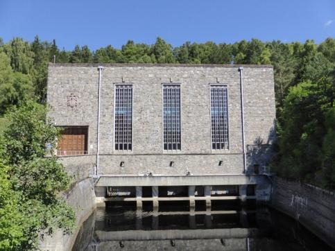 Wasserkraftwerke
